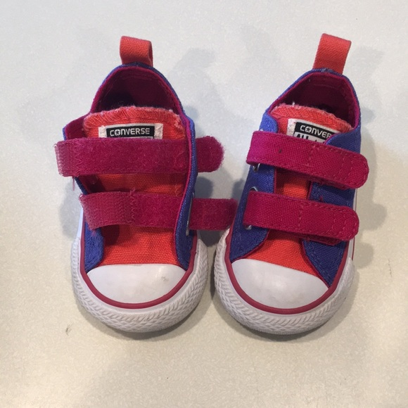288067e5b7a128 Converse Other - Baby Girl Converse All Stars